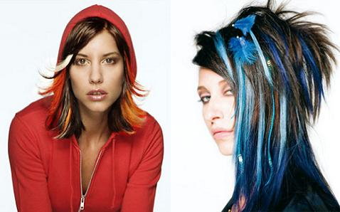 Tipos de mechas para el cabello - Consejos de maquillaje