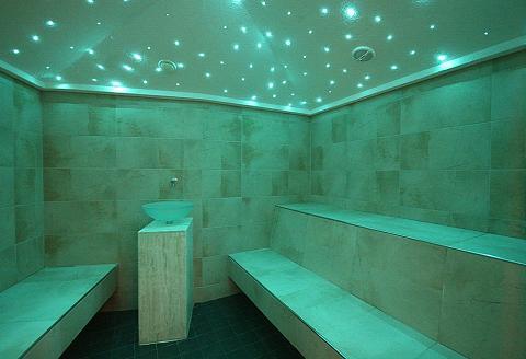 Beneficios de los ba os de vapor - Sauna finlandesa o bano turco ...