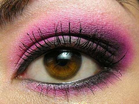 Maquillaje de Ojos Cafes Maquillaje Para Ojos Marrones