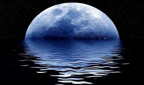 Baño claro de luna
