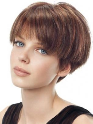 hair styles for people with short hair peinados pelo corto chica 1428 | peinado pelo corto chica 1