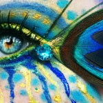 Eye art, la nueva moda de maquillaje de ojos