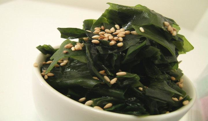 Pastillas de algas marina para adelgazar