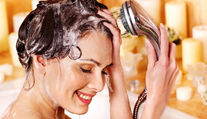 lavarse el pelo