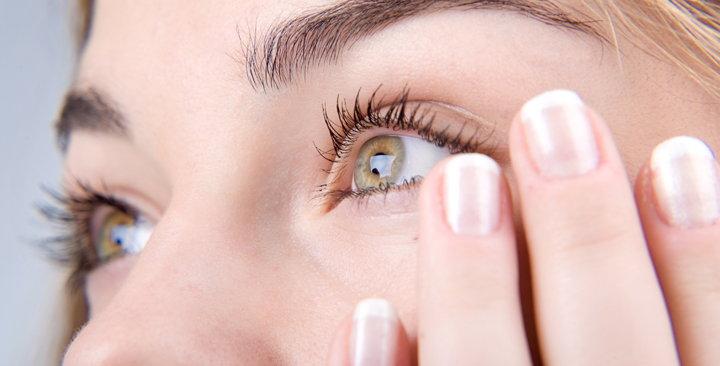 cuidado de ojos