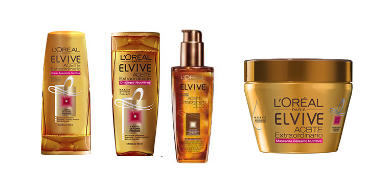 aceite loreal