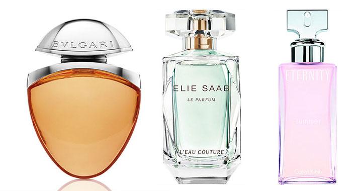 Perfumes regalar Navidad