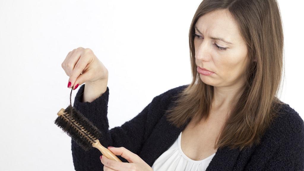 cabello cepillo