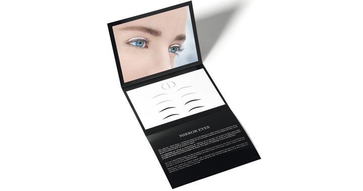eyeliner plateado