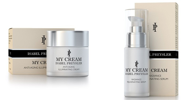 my cream isabel preylser