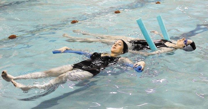ejercicios agua
