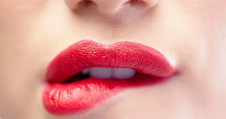 labios jugosos