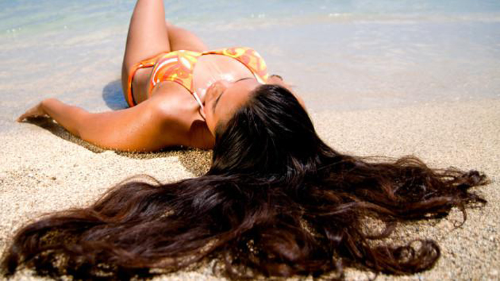 eliminar reflejos verdes pelo
