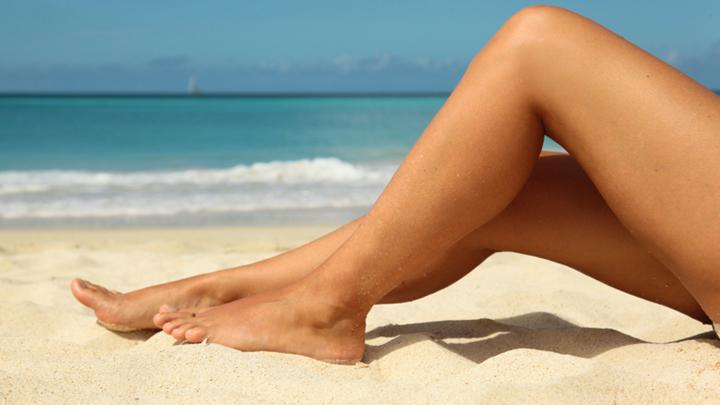piernas ligeras verano